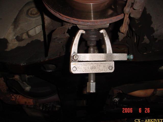 hydraulisk presse biltema