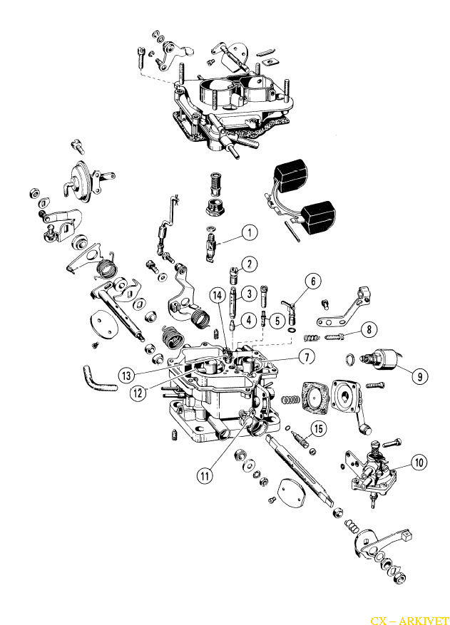 Wiring A Briggs And Stratton Engine additionally CXFORG moreover Kohler Engine Diagram 12 5  mand as well Stihl Ms 250 Parts Catalog Wiring Diagrams further 356B carb 32. on carburetor 1