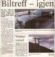 Highlight for album: Oppdal-treff: Artikler